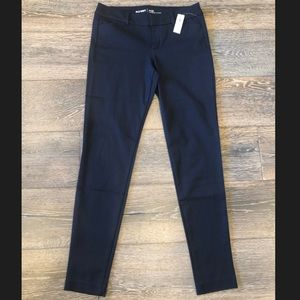 Old Navy mid-rise Pixie pant in Navy NWT